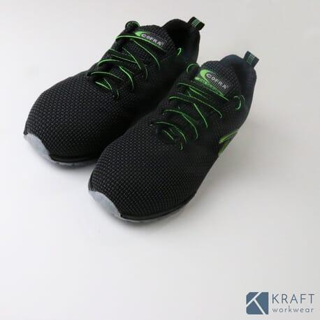 grand choix de 76989 7e719 Basket de sécurité ultra légère Cofra Monti - Kraft Workwear
