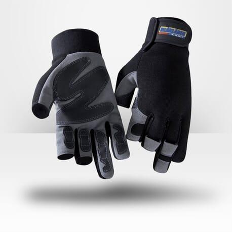 Mitaine de travail 3 doigts Blaklader pour la protection des mains