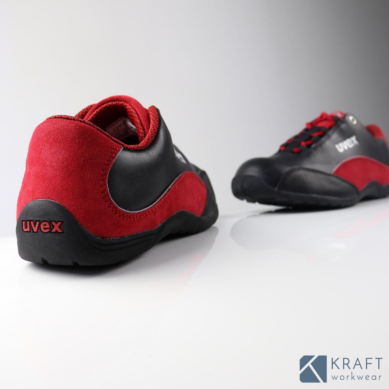 Sécurité Uvex De Motorsport Kraft Cuir Workwear Chaussure rWdxCEQBoe