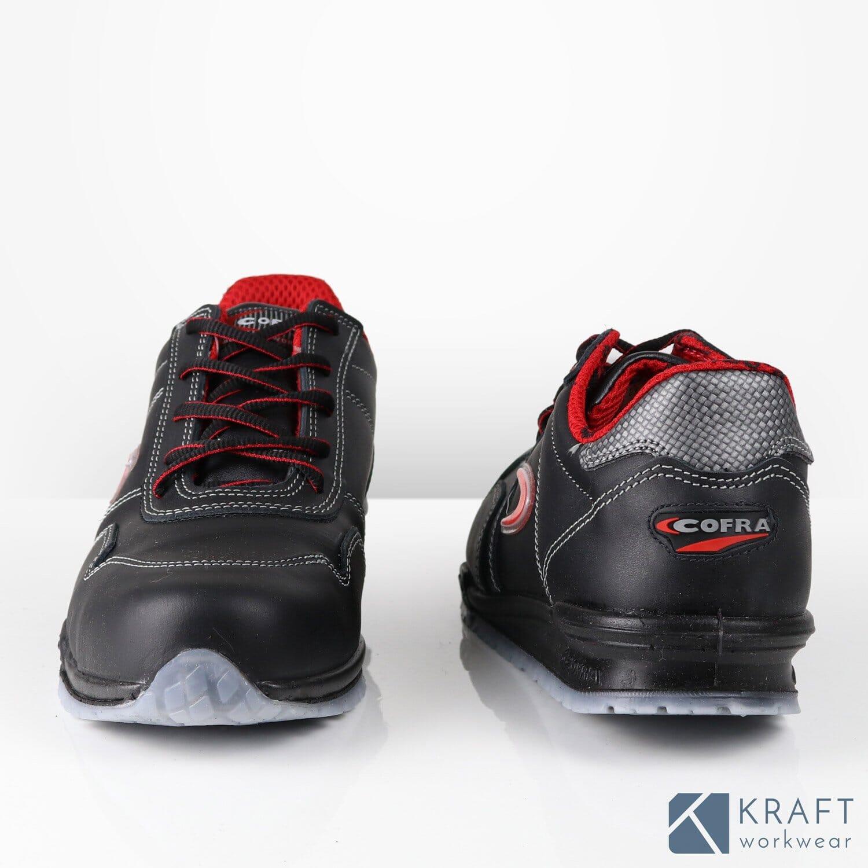 Baskets de sécurité Cofra Zatopek Kraft Workwear