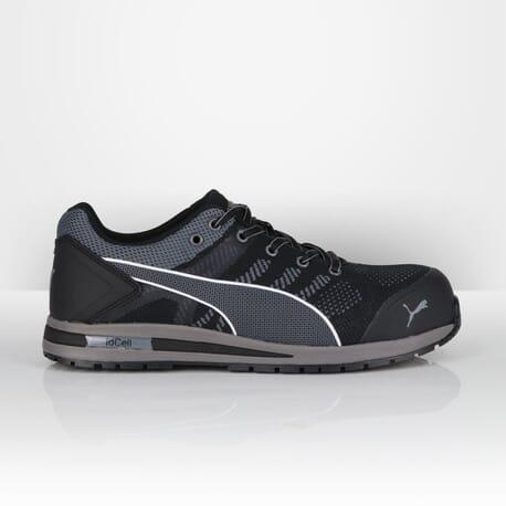 Chaussure de sécurité Puma S1P Elevate Knit Black