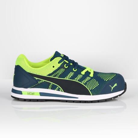 Chaussure de sécurité Puma S1P Elevate Knit Green