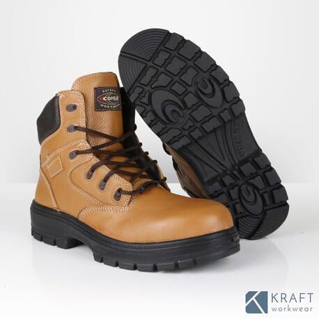 revendeur bd31c c2028 Bottes de sécurité Cofra Austin - Soldes Kraft Workwear