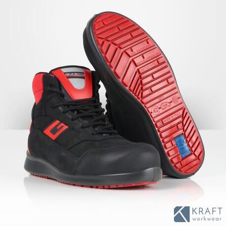 magasin en ligne 00d55 01de1 Chaussure de sécurité sans métal Giasco Rome - Kraft Workwear