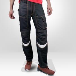 Pantalon de travail Cofra Bricklayer noir