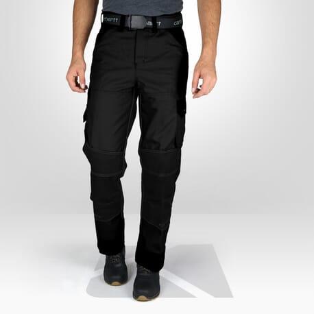 Pantalon de travail résistant FHB Markus noir