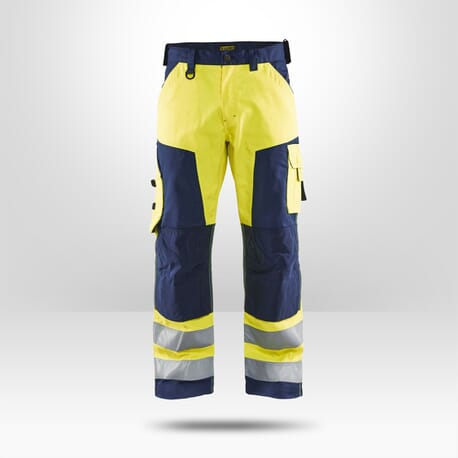 Pantalon de travail haute visibilité Blaklader