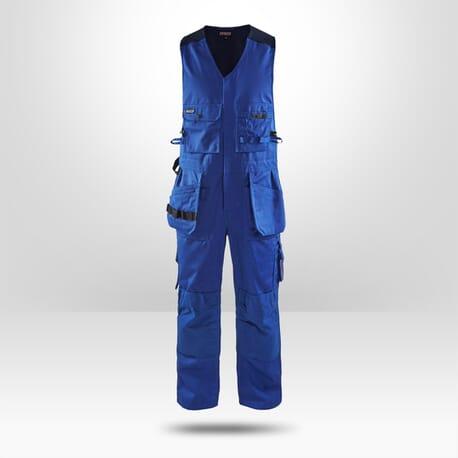 Combinaison de travail bleu Blaklader
