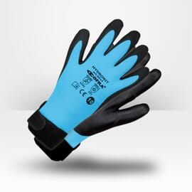 Gants nitrile anti-froid Cofra Hydronit