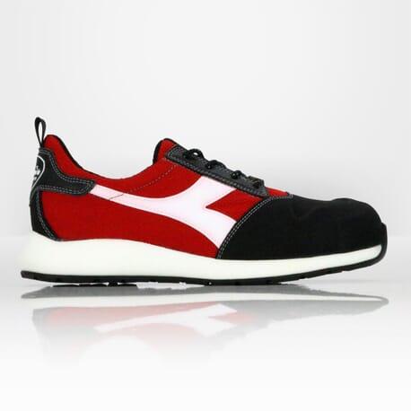 Diadora chaussure securite D-Lift basse S1P rouge noir