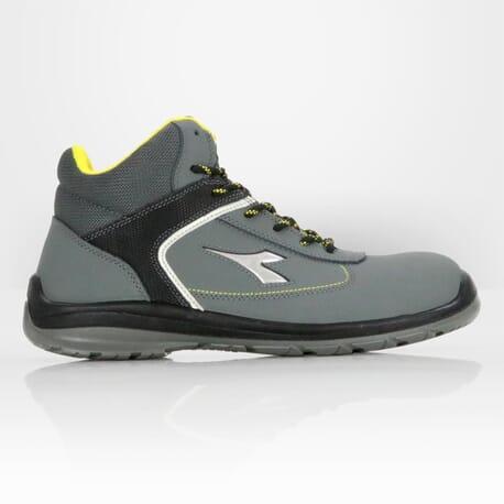 Chaussure sécurite Diadora pas cher D-Blitz S3 haute gris