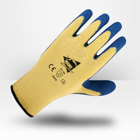 Gants anti coupure en latex Manusweet