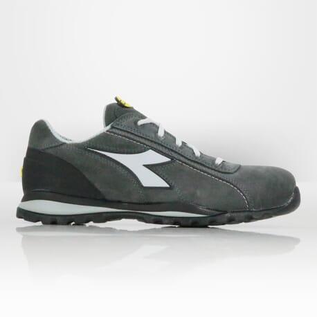 Chaussure de sécurité Diadora Glove II basse S1 gris noir