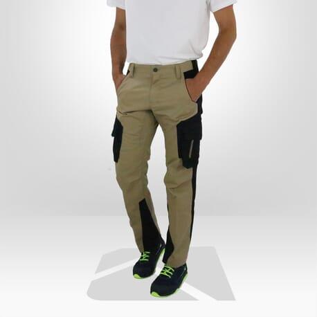 Pantalon de travail slim FHB Fabian