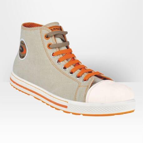 Chaussures de sécurité style converse Cofra Pick