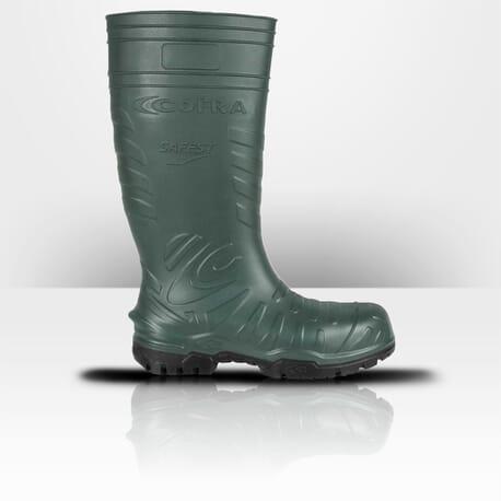Bottes de sécurité isolantes pour agriculteur Cofra Safest