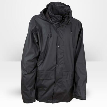 Veste de pluie étanche et coupe-vent